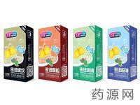 避孕套 安全套 兰若蜜语实惠装系列8只装蜜语超薄