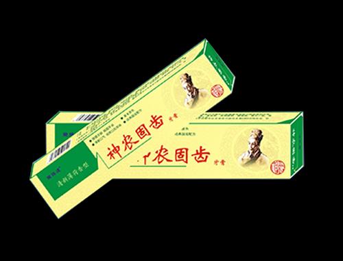 神立康固齿药物牙膏