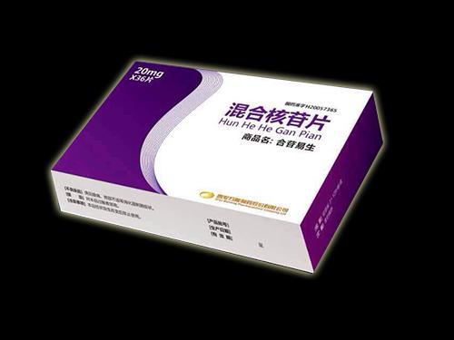 混合核苷片