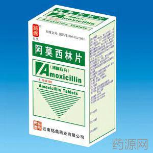阿莫西林片