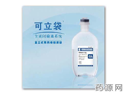 氯化钾葡萄糖注射液