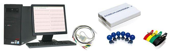 ecgexplorer 500系列数字化心电工作站