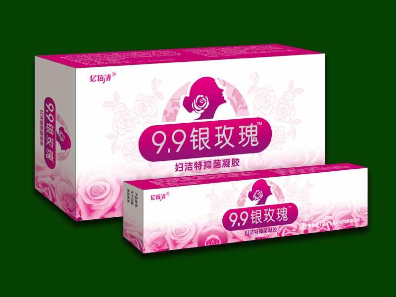 【9.9银玫瑰】妇洁特抑菌凝胶