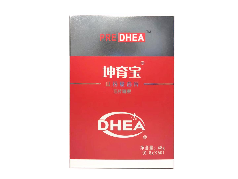 DHEA山药复合片
