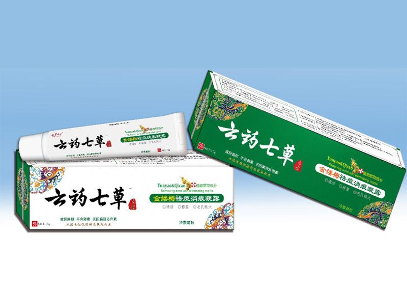 云藥七草-金縷梅祛痘膏