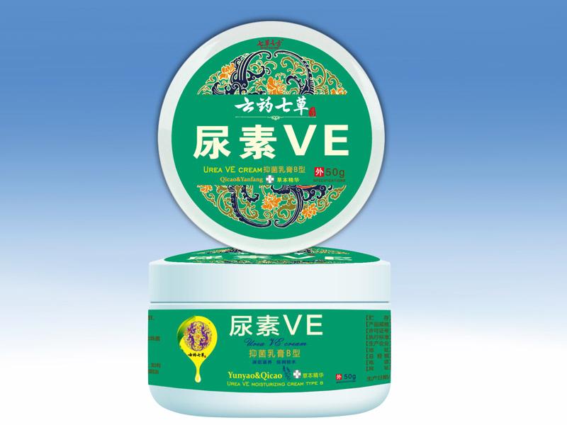 云藥七草-尿素VE霜