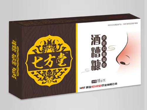 七方堂-酒糟糠皮肤抑菌凝胶