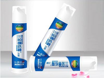 三金西瓜霜一步清焱牙膏(經典西瓜香型)