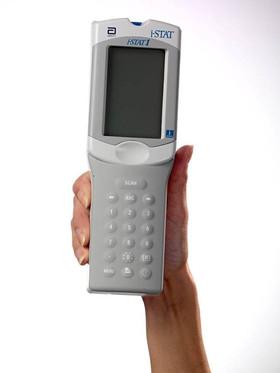廠家美國雅培手持式血氣分析儀i-STAT Alinity AN-500
