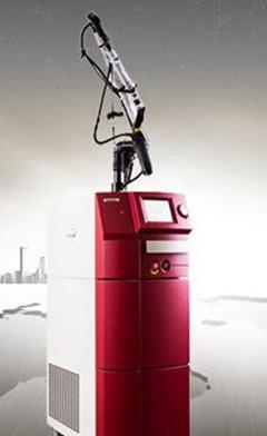 德國Asclepion紅寶石激光治療機RubyLaser1642廠家