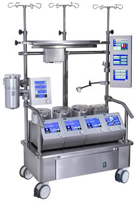 人工心肺機心肺轉流系統滾壓式血泵WEL-H5廠商
