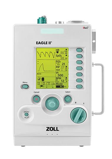 美國卓爾轉運呼吸機Eagle II廠家13761283406