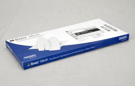 巴德疝修補平片和預裁補片疝氣補片0113710/0113700廠家