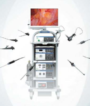 奧林巴斯OTV-S190全高清電子腹腔鏡系統廠家13761283406