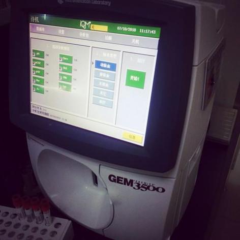 美國沃芬全自動血氣分析儀GEM Premier 4000/GEM Premier 3500廠家