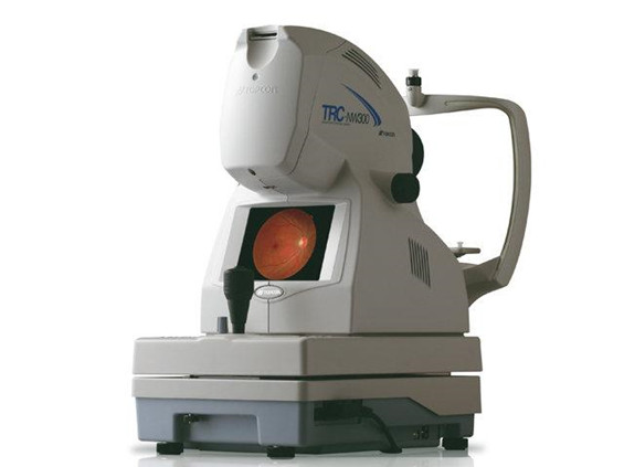日本拓普康TRC-NW400免散瞳眼底照相機廠家