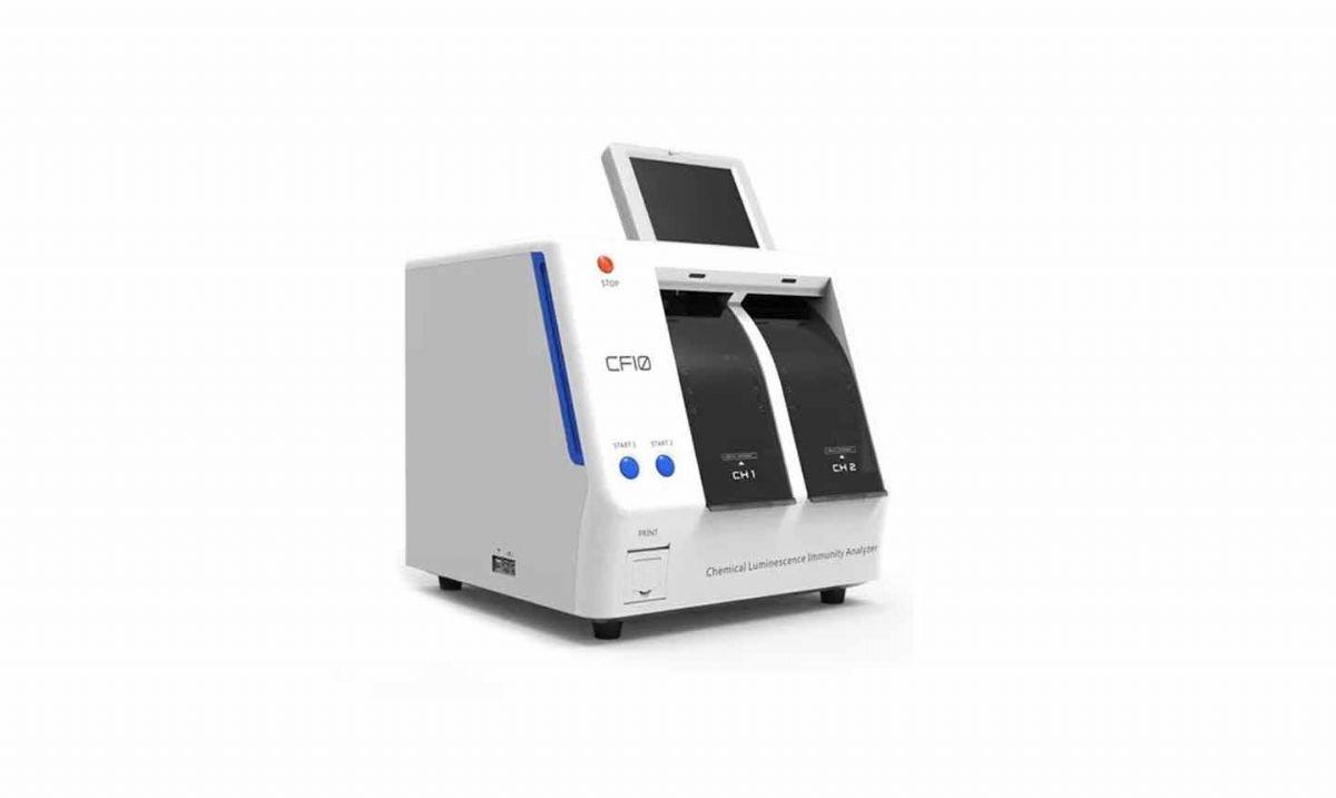 科瑞迪化學發光免疫分析儀