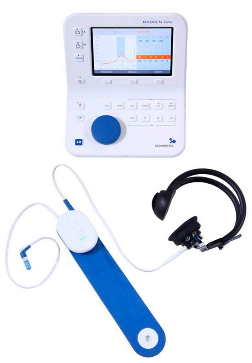 爾聽美宙笛雅ZODIAC901中耳分析儀廠家