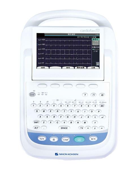 日本光電十八道心電圖機ECG-2550廠商