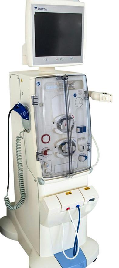 費森尤斯連續性血液凈化設備Version multiFiltratePRO廠商