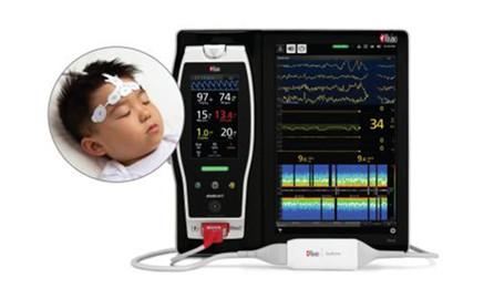 廠家美國邁心諾脈搏血氧及腦電測量儀Radical-7(Touchscreen)