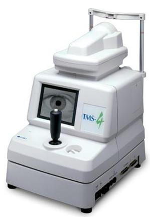 日本多美Tomey角膜地形圖儀角膜形狀測定裝置TMS-4N廠商
