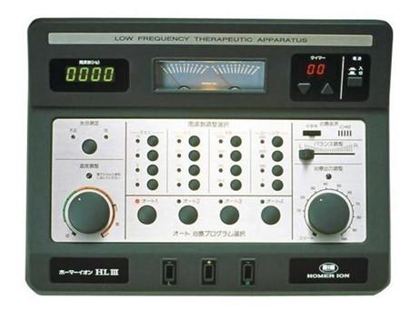 廠家日本好瑪HL-III低頻電子脈沖治療儀低周波治療儀
