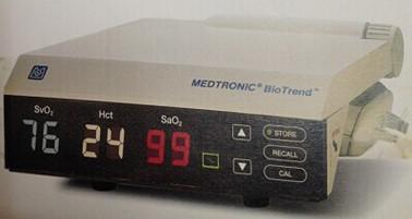 廠商美敦力95198-004血氧飽和度與血細胞壓積測量儀