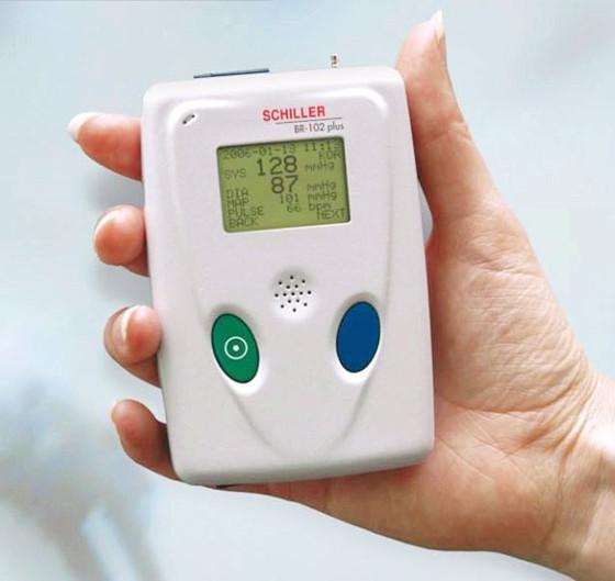 供應瑞士席勒24/48小時動態血壓記錄儀BR-102plus