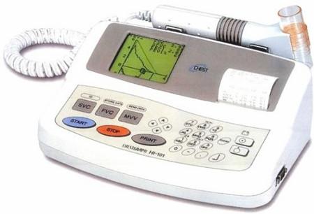 厂商日本捷斯特肺功能仪HI-801HI-101HI-105