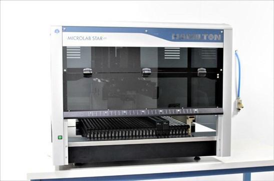 厂商瑞士哈美顿Microlab STARlet BG全自动血型分析仪