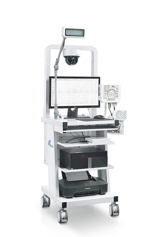 厂商日本光电EEG-1200C脑电图仪