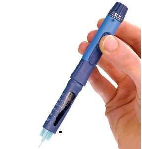 胰島素筆式注射器