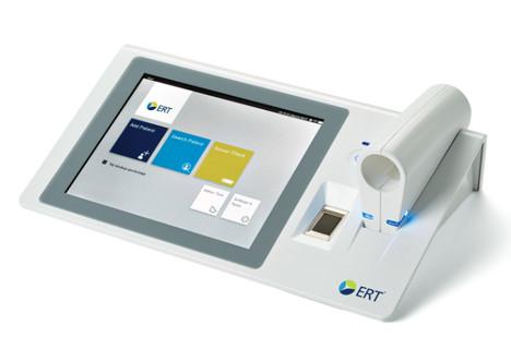 厂商德国ERT易瑞康肺功能仪SpiroSphere