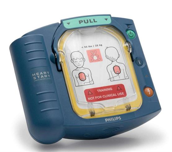 厂商飞利浦M5066A半自动体外除颤器HS1