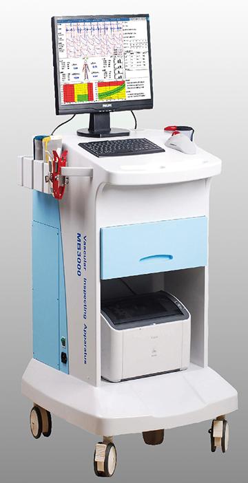 厂商麦邦血压脉搏测量装置动脉硬化检测仪MB3000