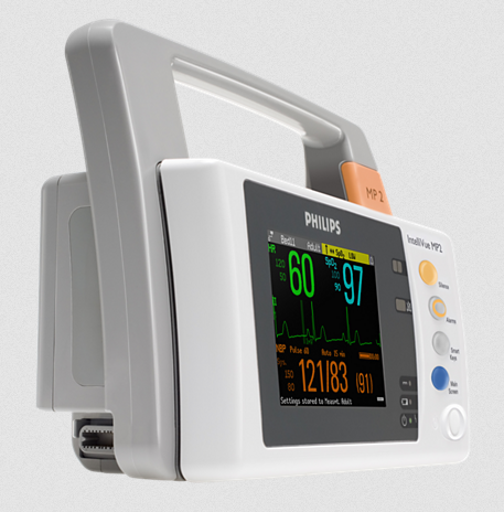 厂商飞利浦病人监护仪IntelliVueMP2/M8102A