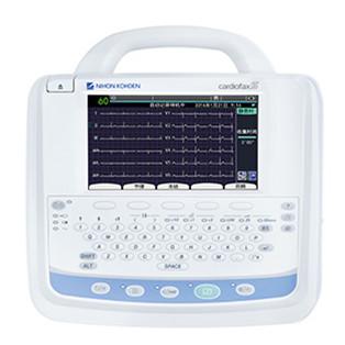 日本光电多道心电图机ECG-2260厂家13761283406
