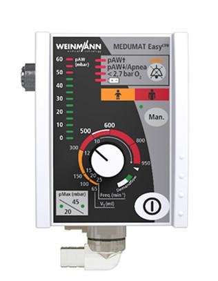 厂商德国WEINMANN维曼呼吸机MEDUMAT Easy CPR