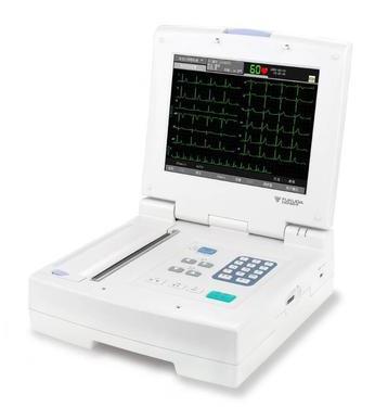 厂商日本福田十二道自动分析心电图机FX-7500