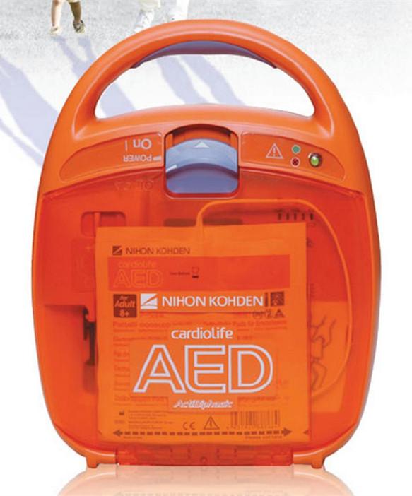 日本光电半自动体外除颤器AED-2152厂家
