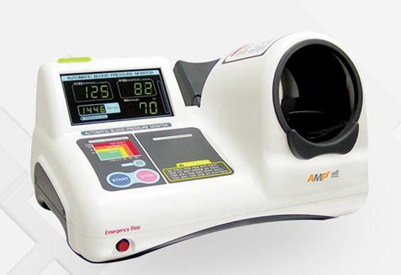 厂商韩国AMPALL安普尔全自动电子血压计BP-705