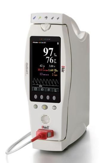 供应美国迈心诺脉搏碳氧血氧测量仪Rad-57