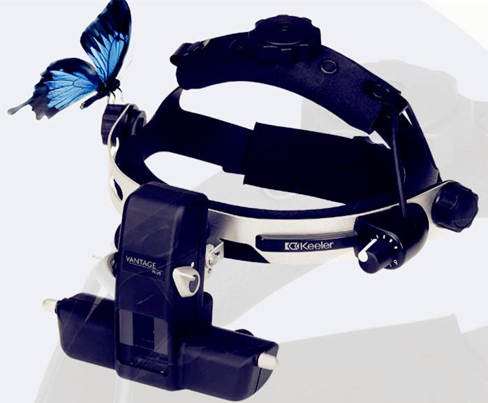 厂家英国Keeler凯乐间接检眼镜Vantage Plus Digital
