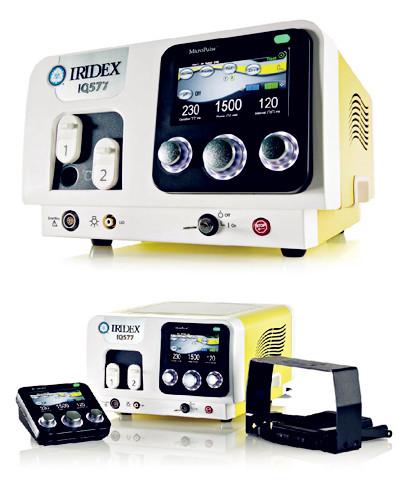 厂商美国IRIDEX激光间接检眼镜IRIS