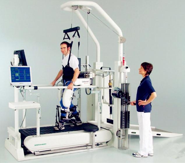 供应瑞士和珂玛下肢功能康复训练设备ErigoBasic