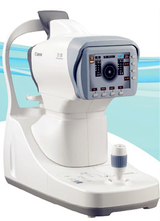 厂家日本佳能全自动非接触式眼压计TX-20