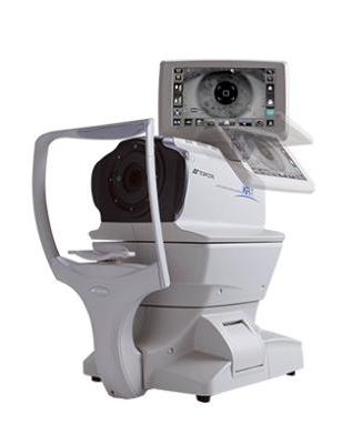 厂商日本拓普康电脑角膜验光仪KR-1