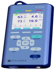 厂商德国Osypka欧斯卡无创心输出量测量仪C3