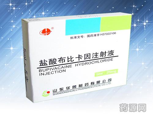 盐酸布比卡因注射液